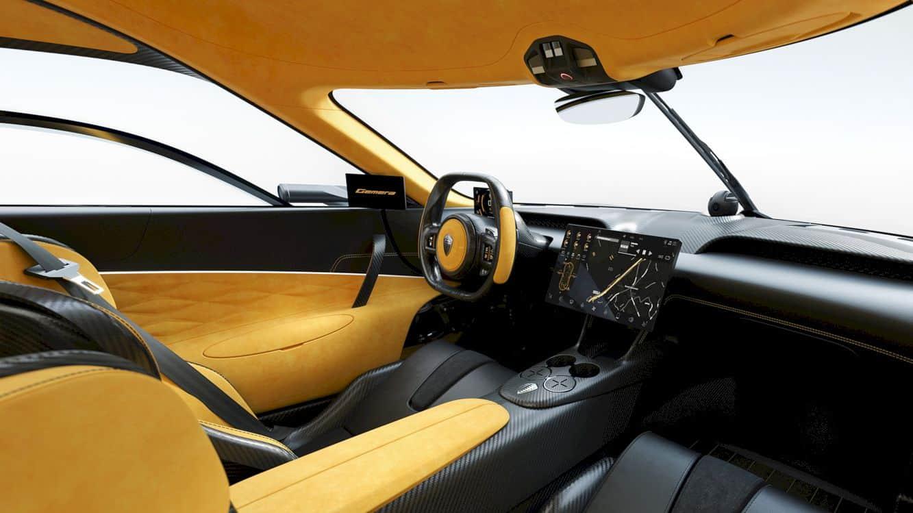 Koenigsegg Gemera 5