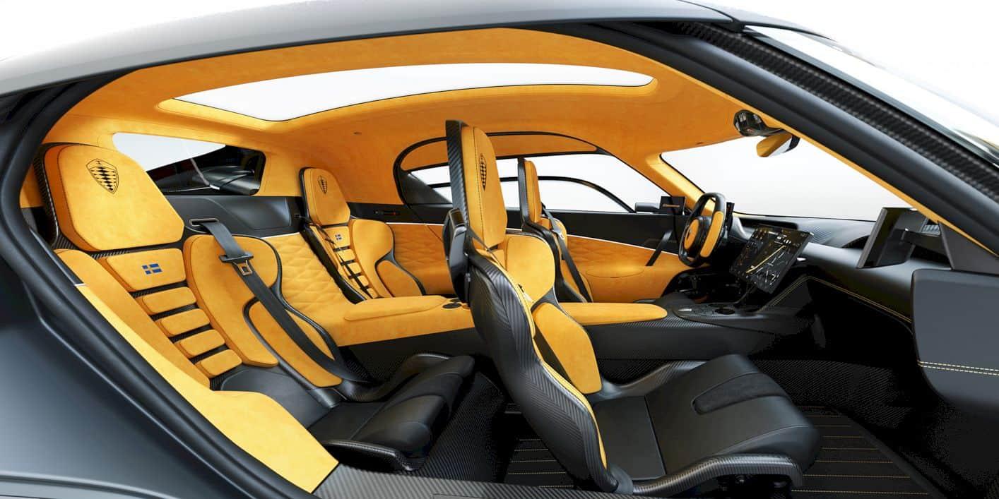 Koenigsegg Gemera 6