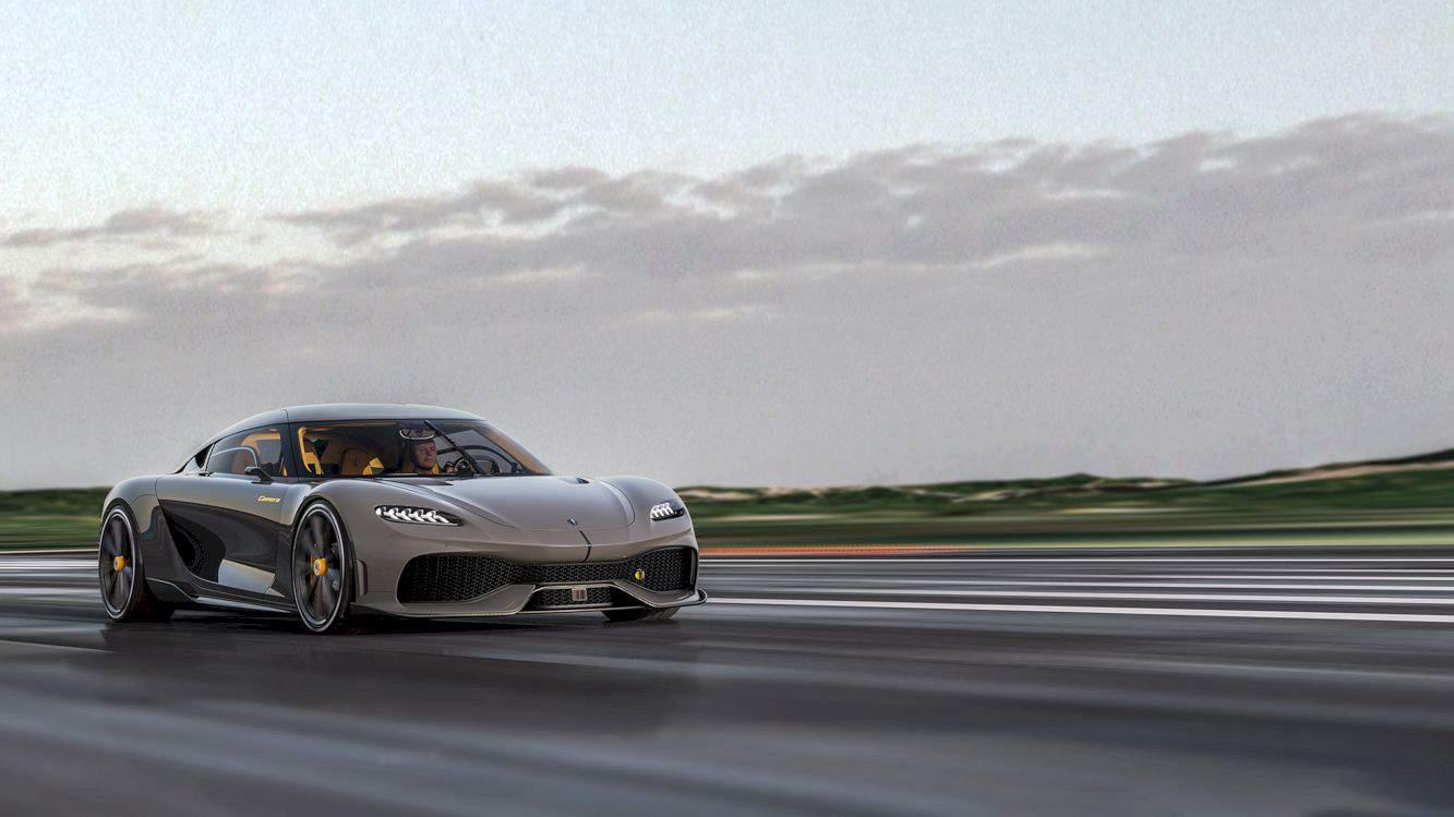 Koenigsegg Gemera 7