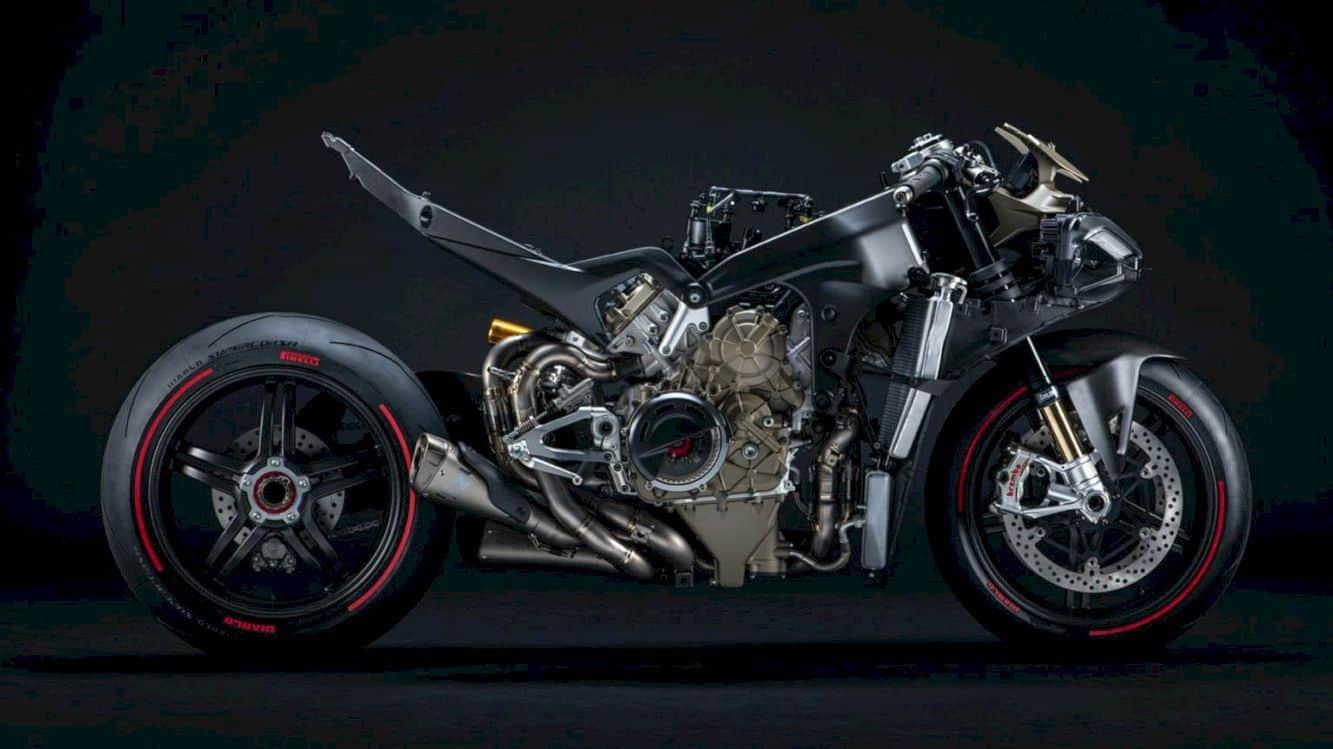 New Ducati Superleggera V4 2