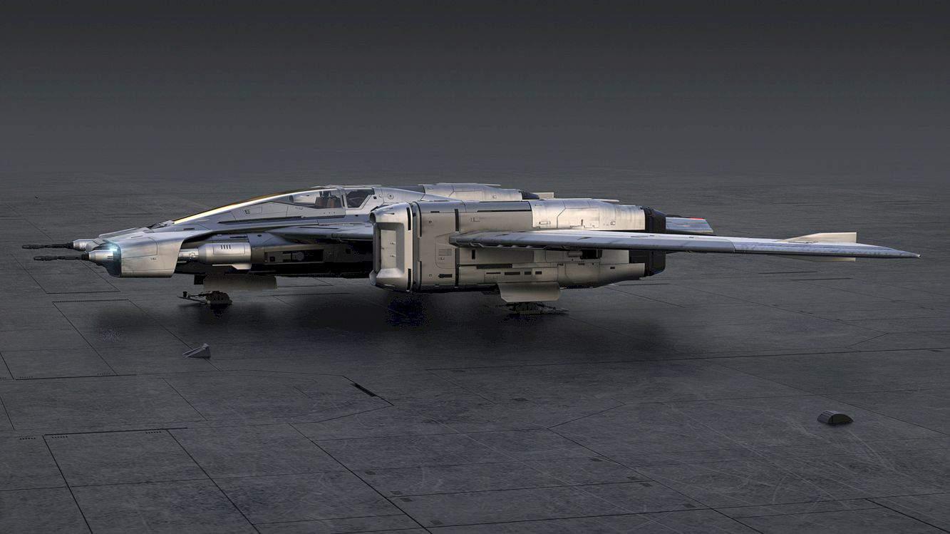 Porsche X Lucasfilm Starship Design 3