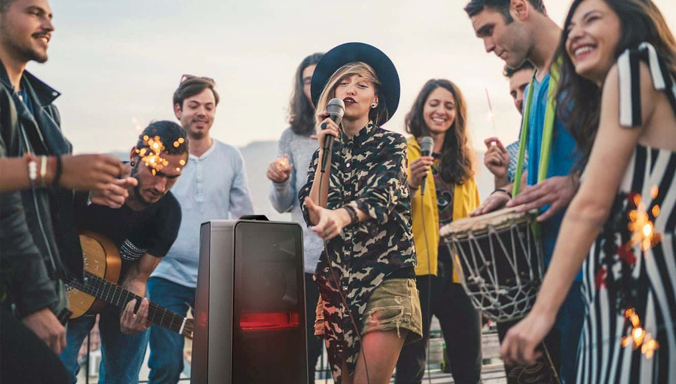 Samsung Giga Party Audio 9