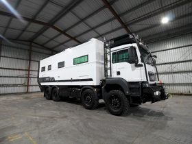 Slrv Commander 8x8 Expedition 4
