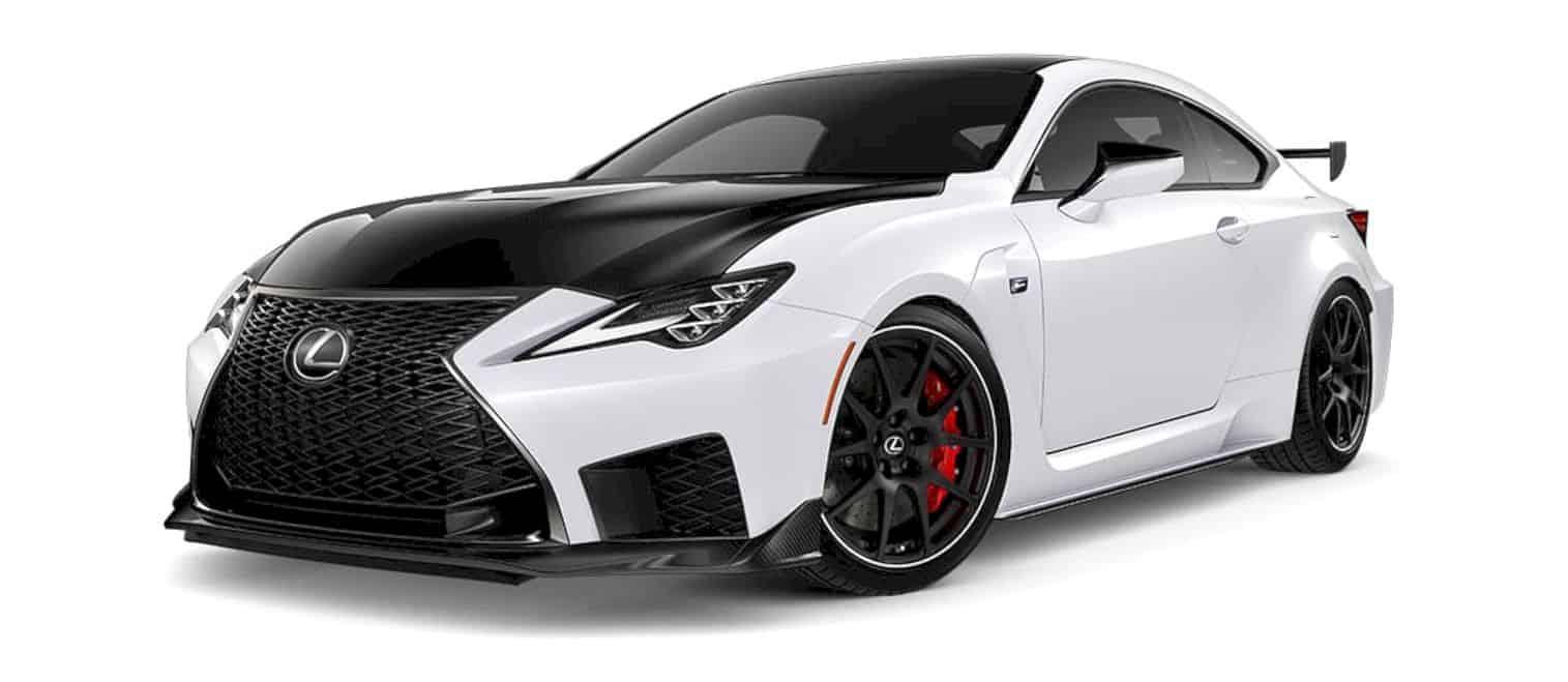 2020 Lexus Rc F Track Edition 11