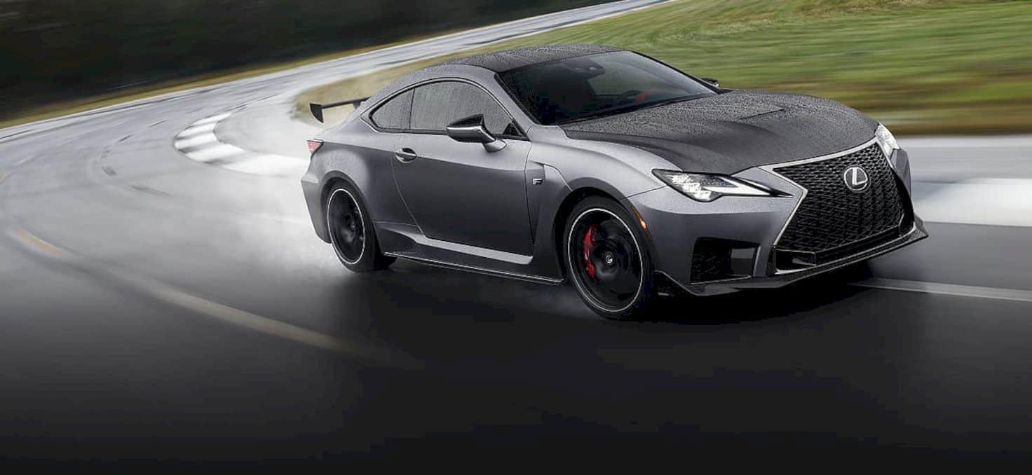 2020 Lexus Rc F Track Edition 4