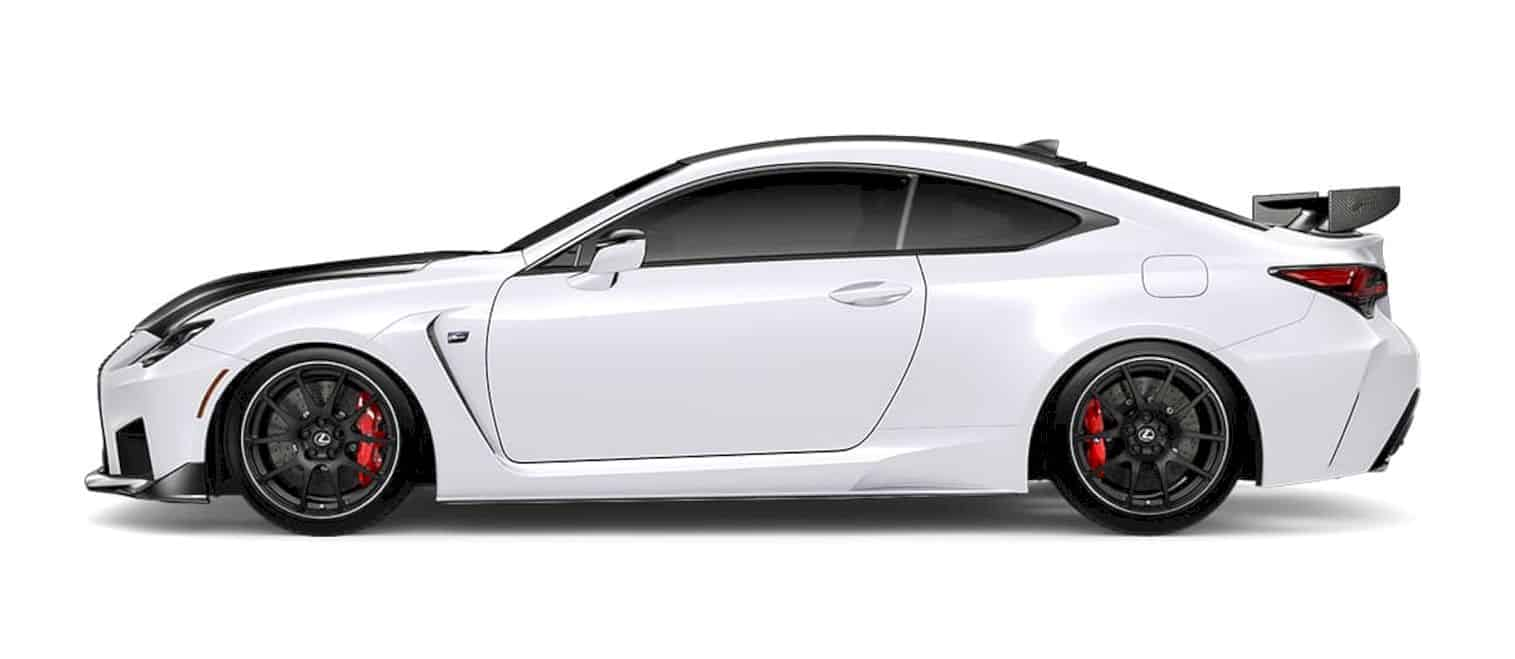 2020 Lexus Rc F Track Edition 9