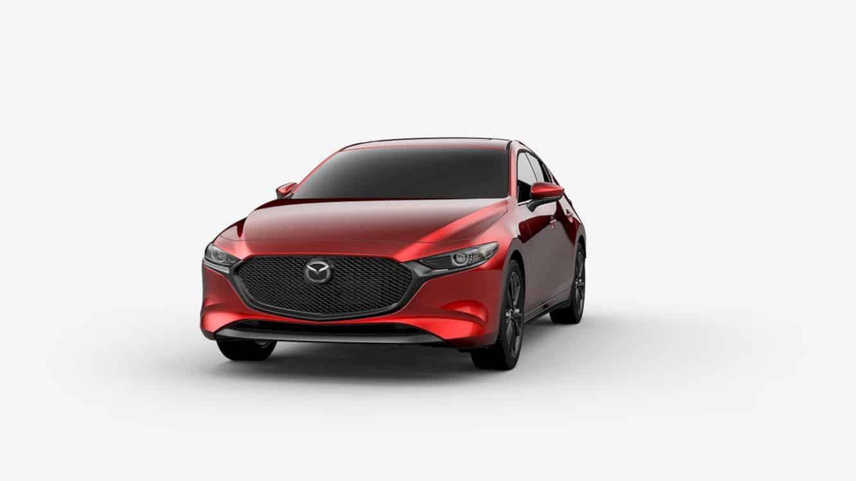 2020 Mazda 3 Hatchback 1