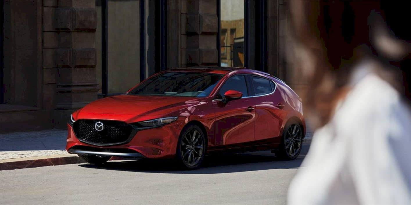 2020 Mazda 3 Hatchback 14