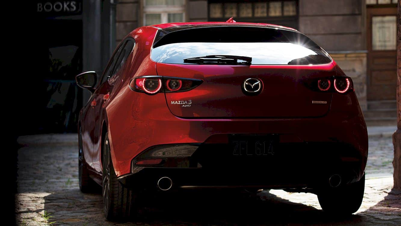 2020 Mazda 3 Hatchback 15
