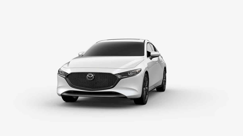 2020 Mazda 3 Hatchback 2
