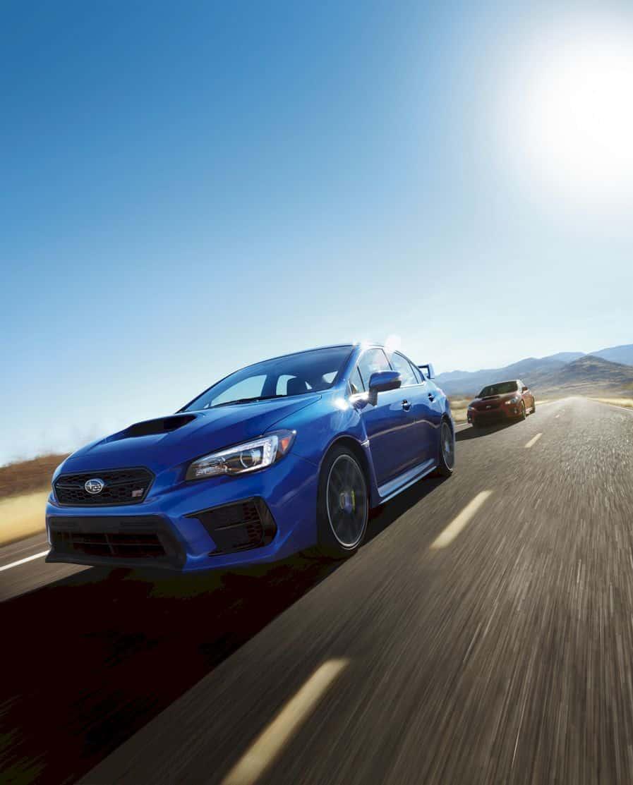 2020 Subaru Wrx Sti 4