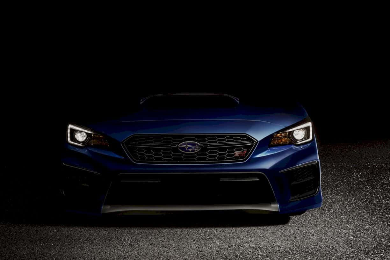 2020 Subaru Wrx Sti 5
