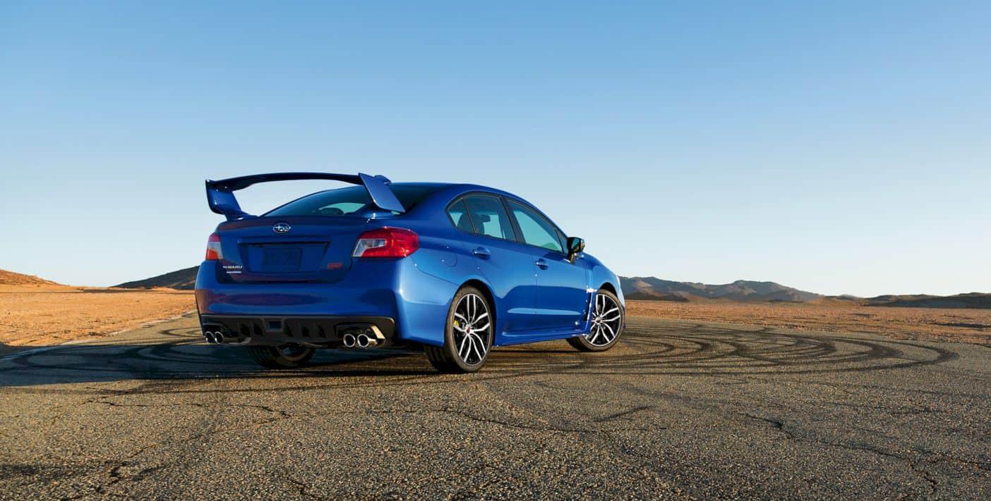 2020 Subaru Wrx Sti 8