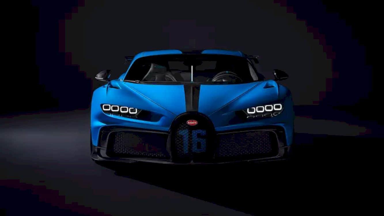 Bugatti Chiron Pur Sport 11