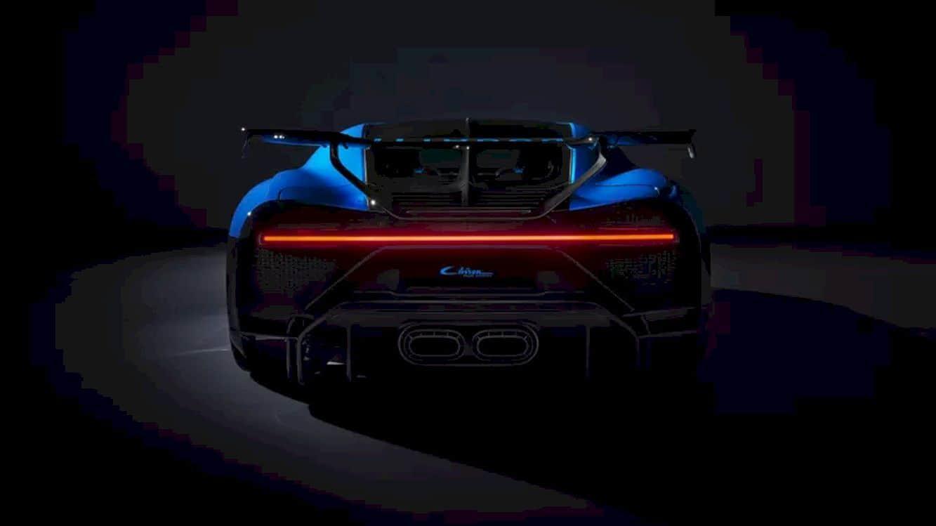 Bugatti Chiron Pur Sport 9