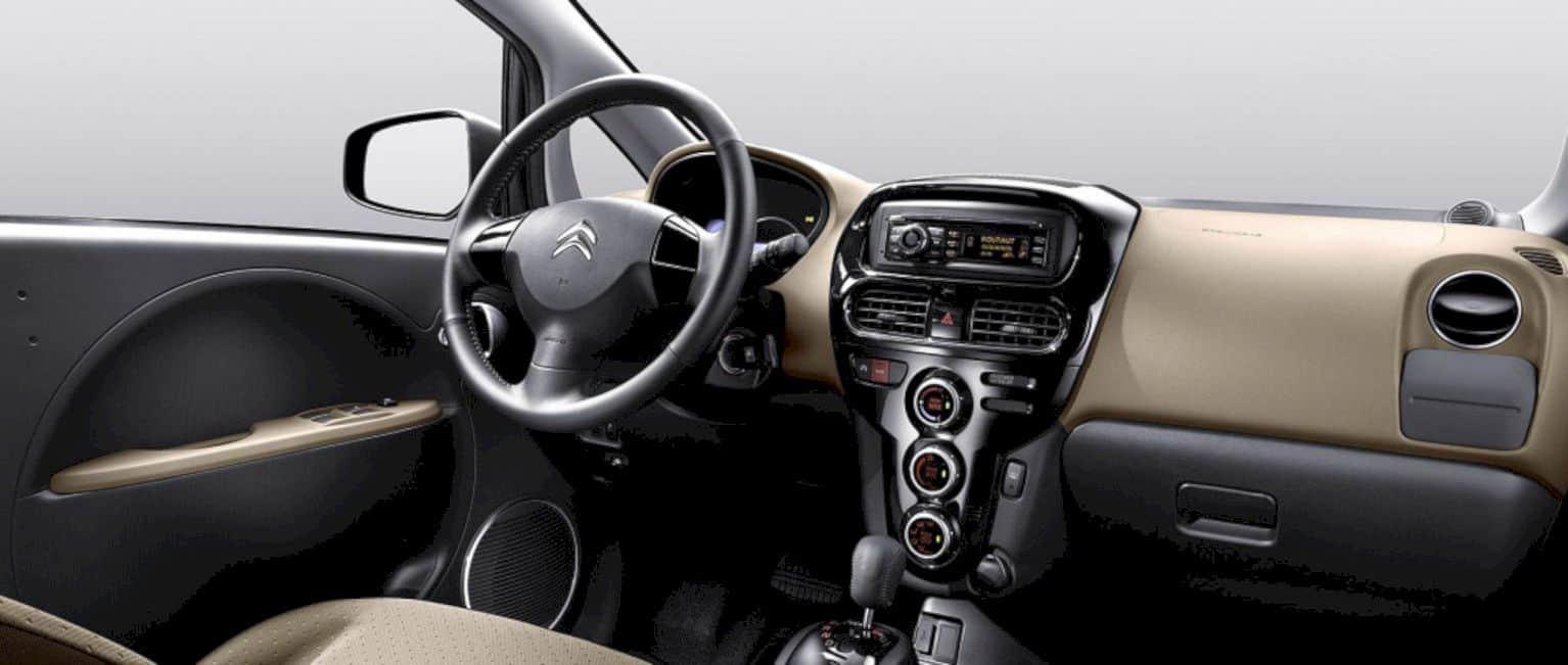 Citroën C Zero 2