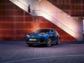 Lexus All Electric Ux 300e 6