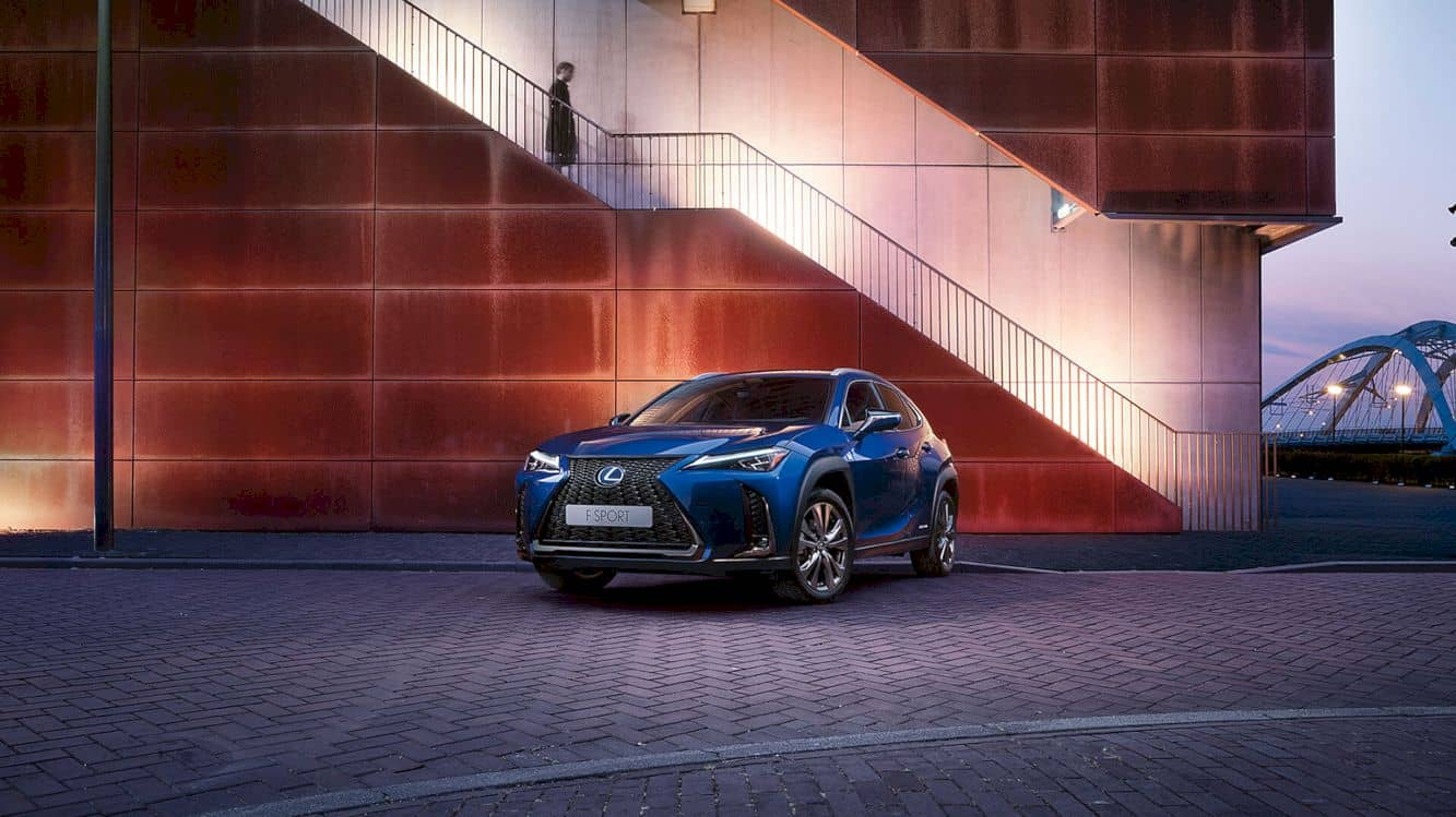 Lexus All Electric Ux 300e 6