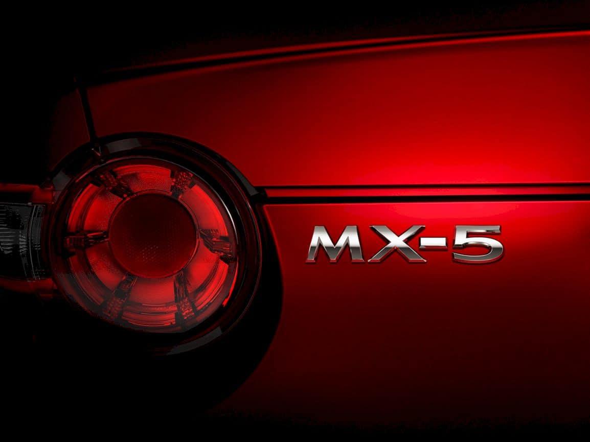 Mazda Mx 5 4