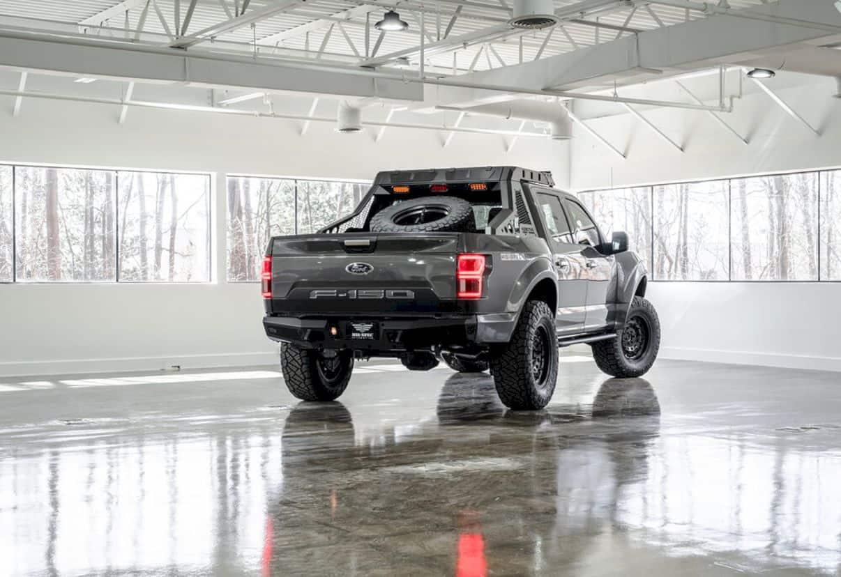 Mil Spec Automotive Ford F 150 10