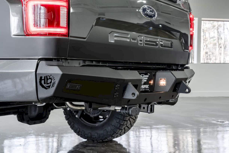 Mil Spec Automotive Ford F 150 7