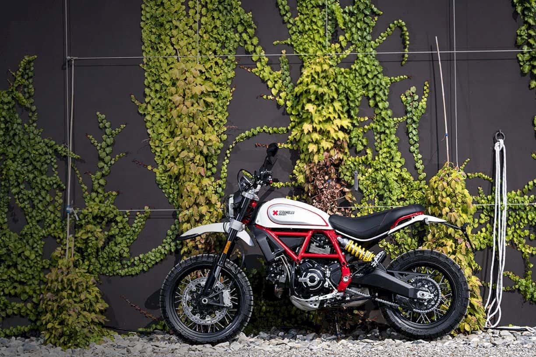 New Ducati Scrambler Desert Sled 1