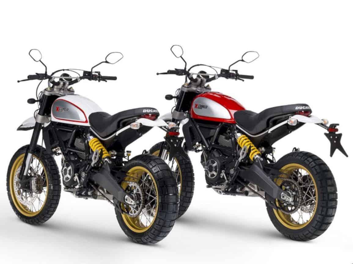 New Ducati Scrambler Desert Sled 7