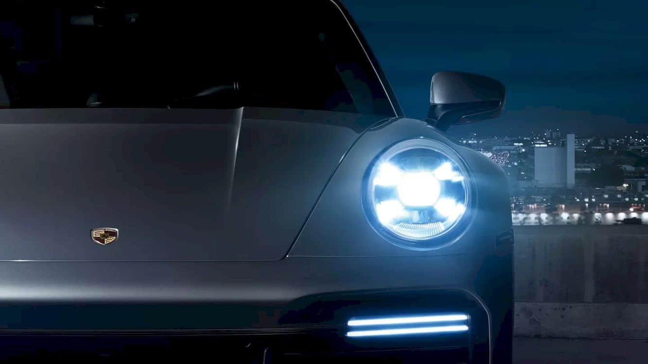 New Porsche 911 Turbo S 14