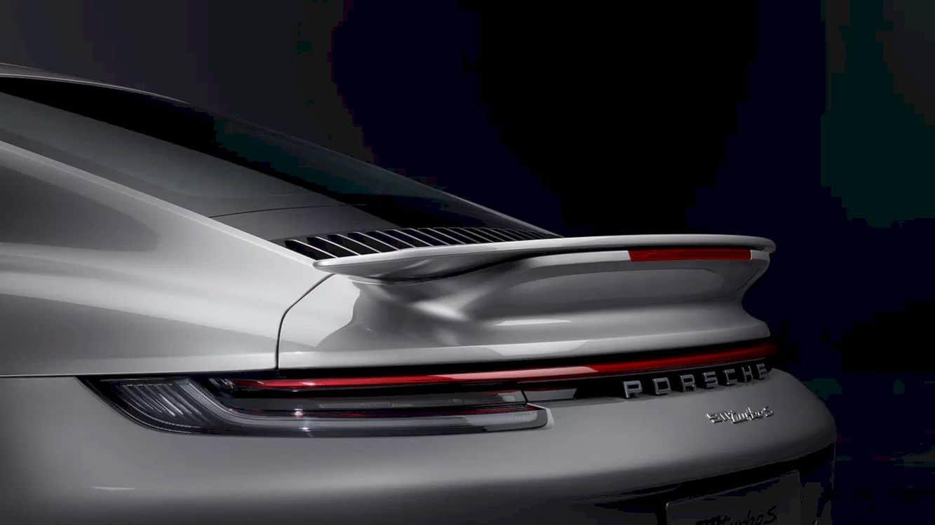New Porsche 911 Turbo S 15