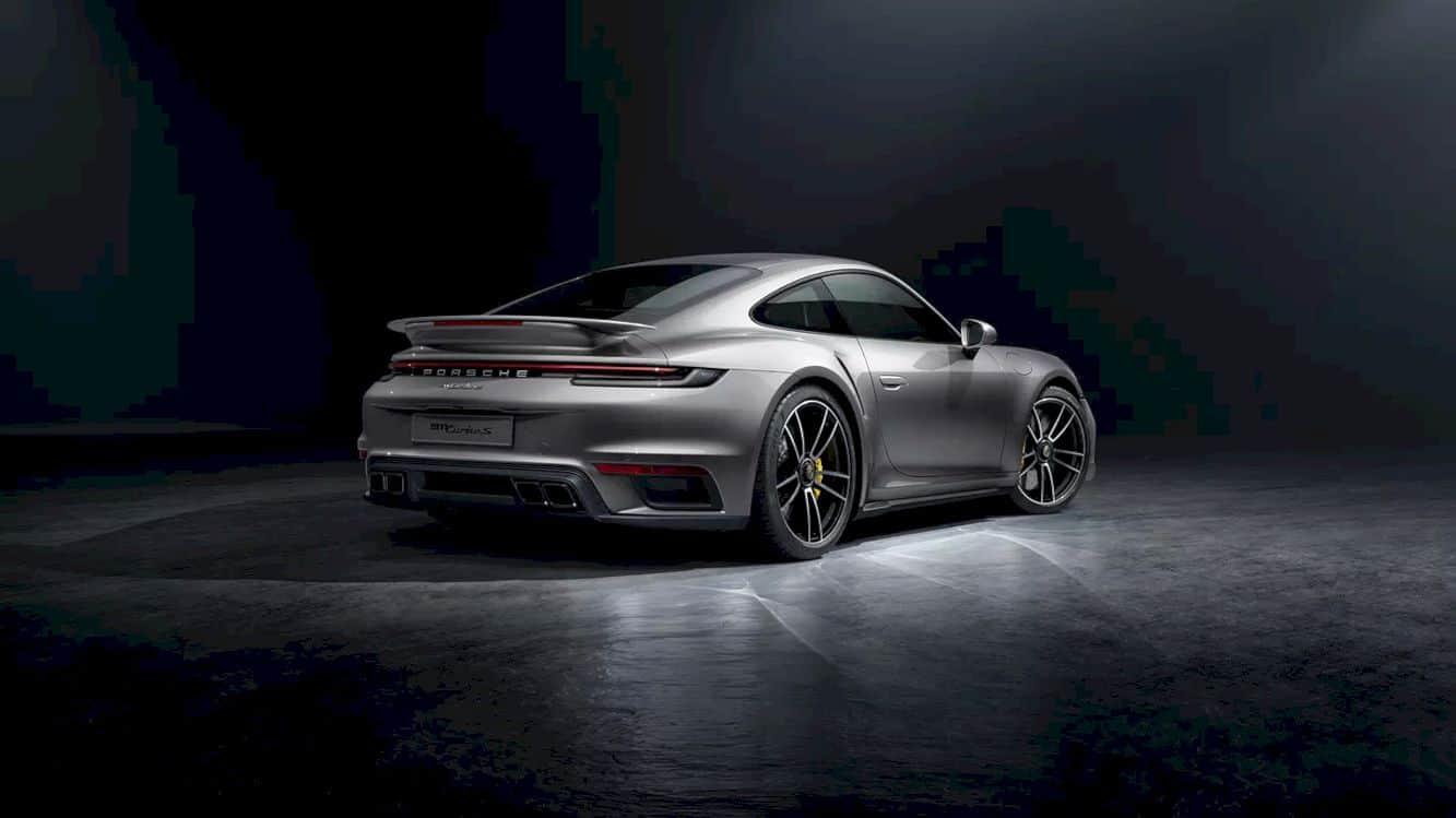 New Porsche 911 Turbo S 2