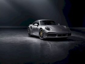New Porsche 911 Turbo S 3
