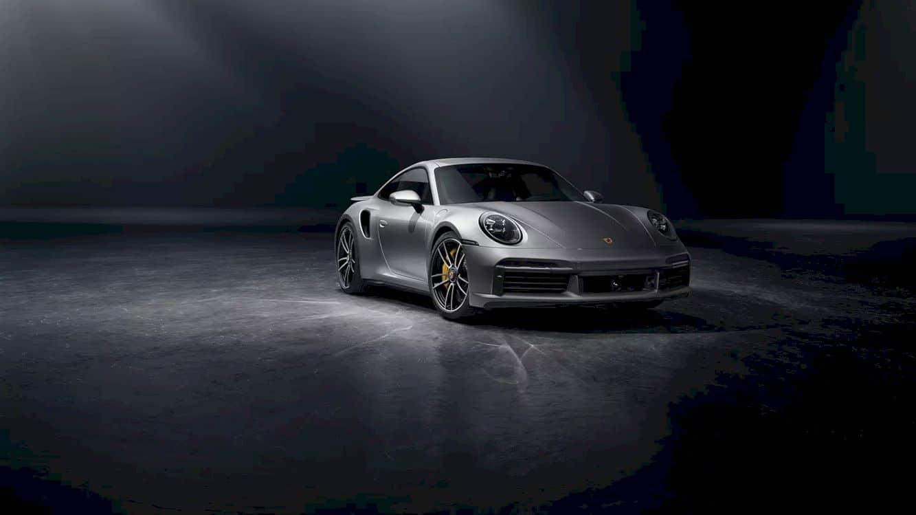 New Porsche 911 Turbo S 3