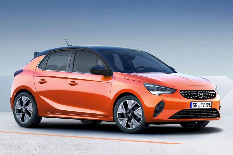 Opel Corsa E 10