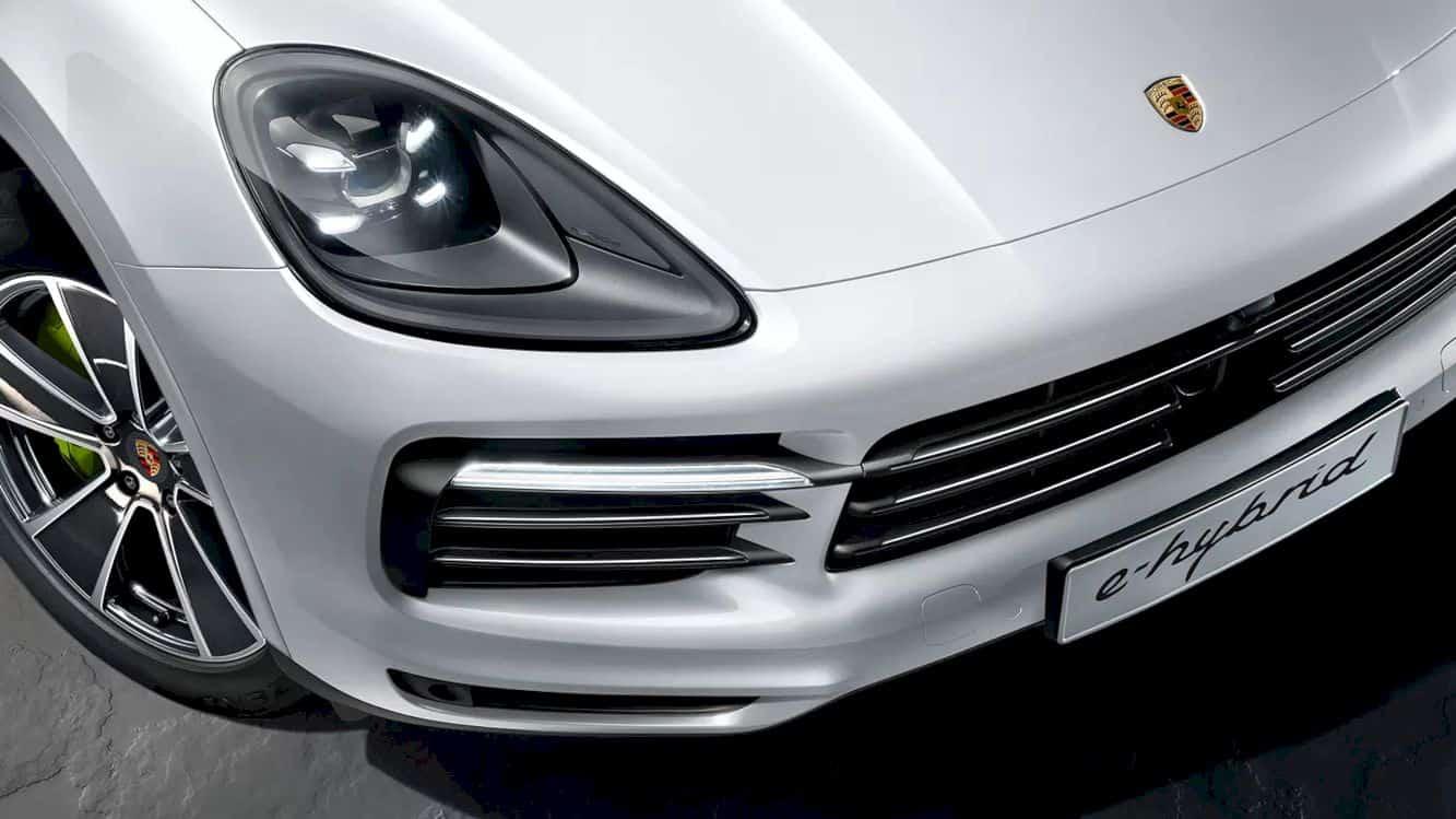 Porsche Cayenne E Hybrid 13