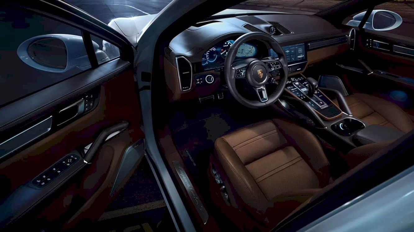 Porsche Cayenne E Hybrid 18