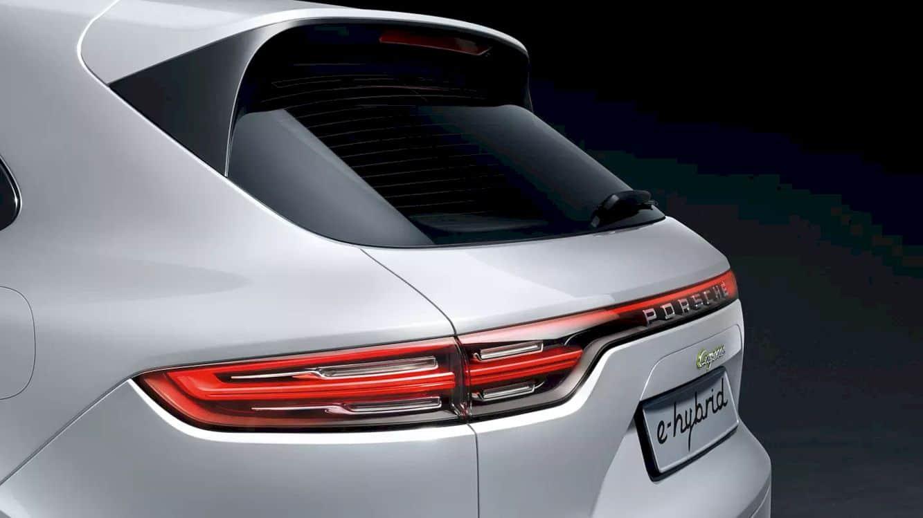 Porsche Cayenne E Hybrid 7