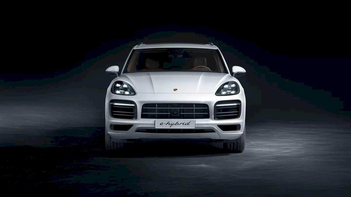 Porsche Cayenne E Hybrid 9