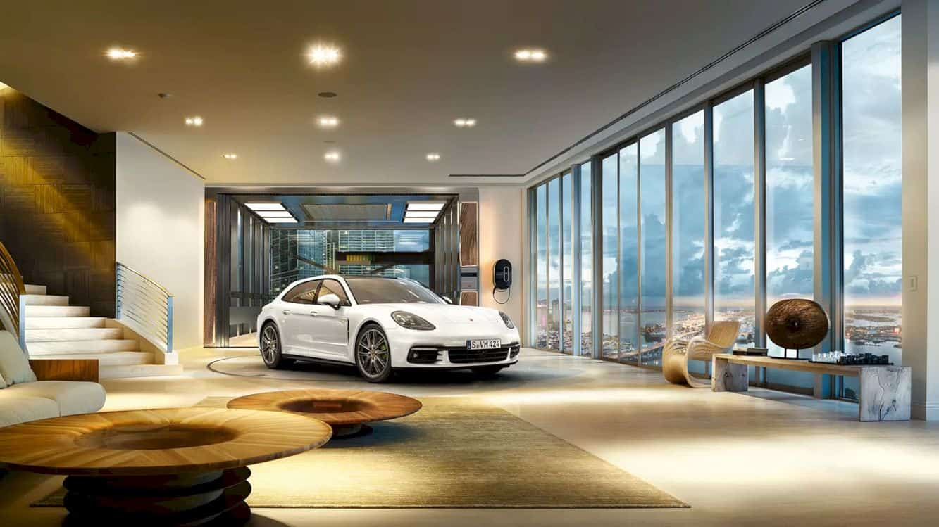 Porsche Panamera 4 E Hybrid 11