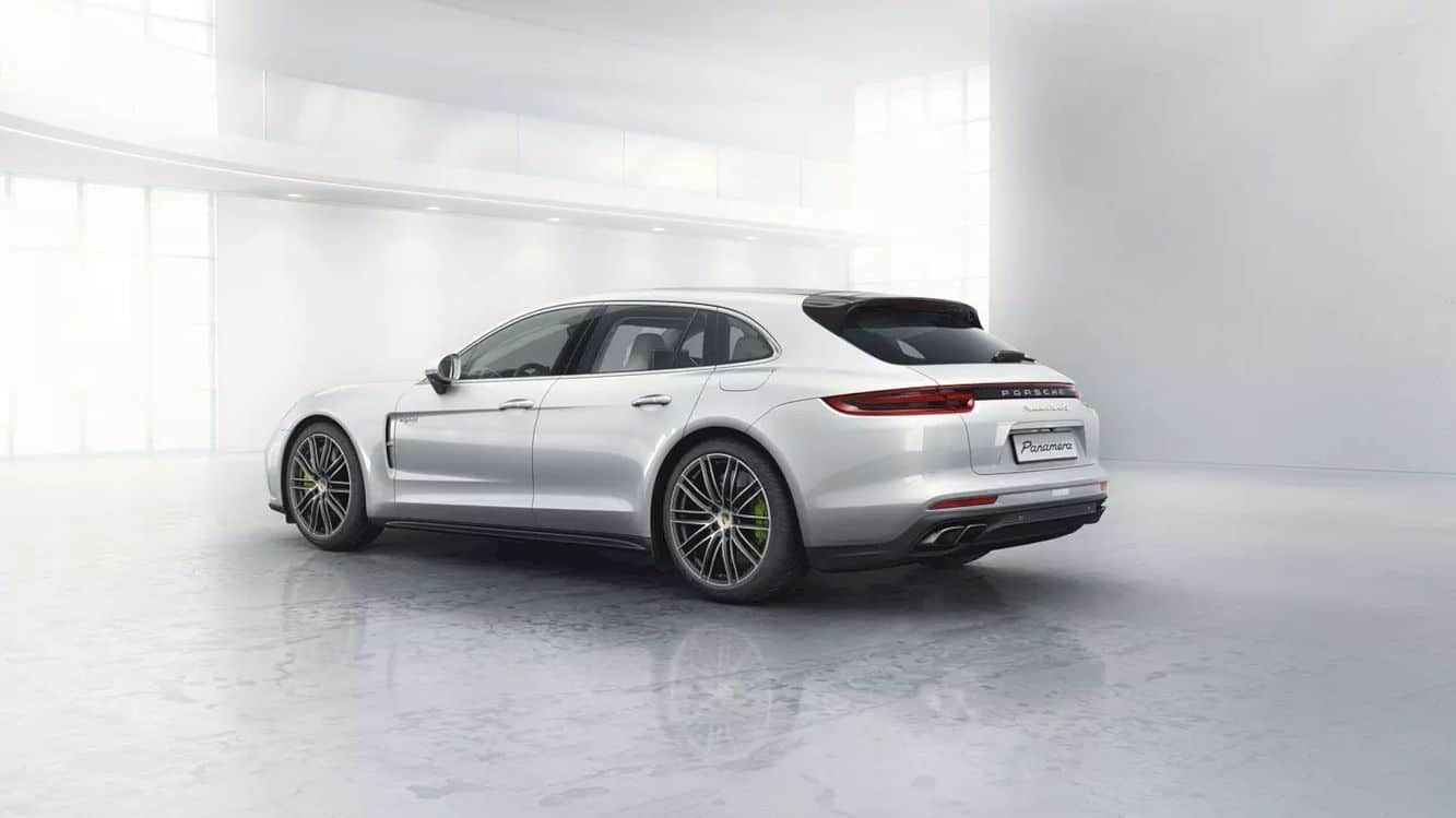 Porsche Panamera 4 E Hybrid 15