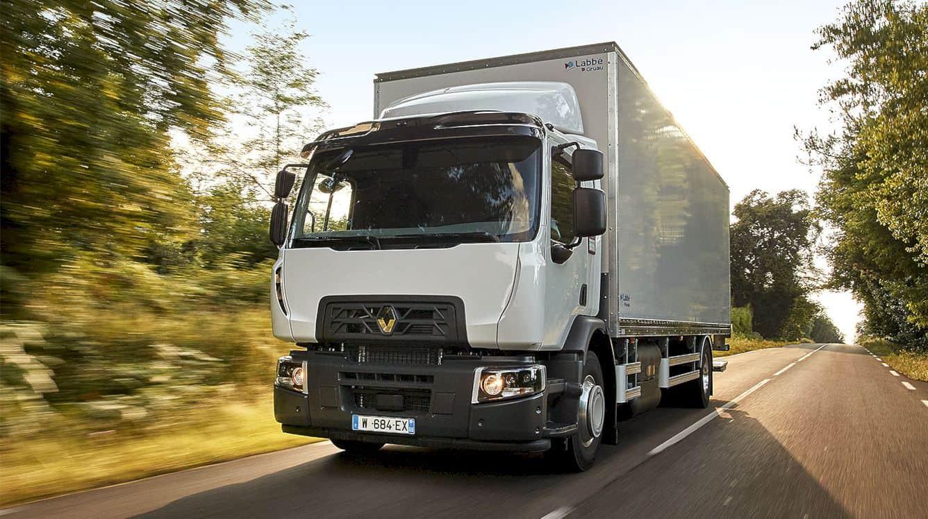 Renaul Truck K 3