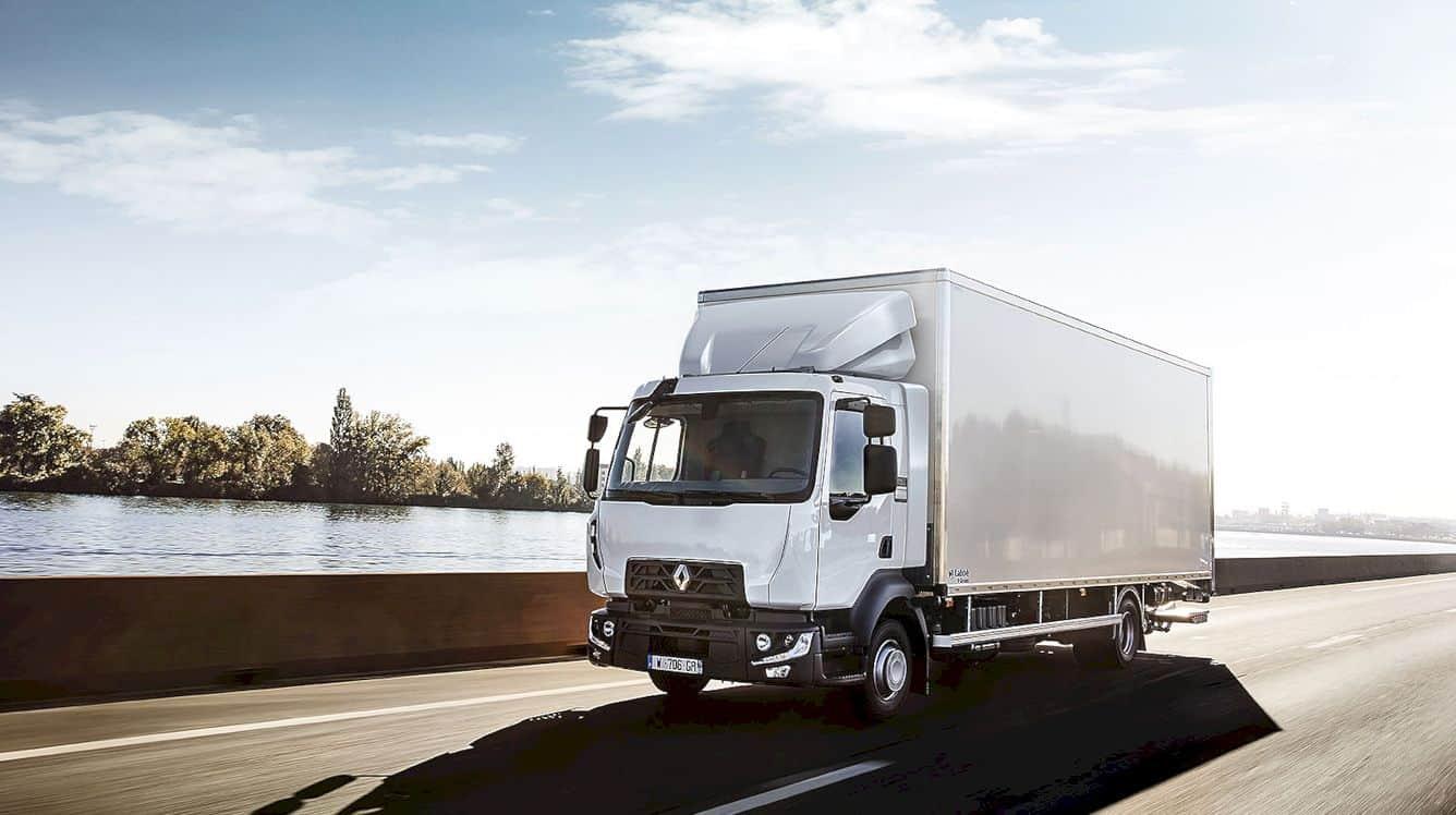 Renaul Truck K 4