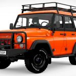 Uaz Hunter Expedition 3
