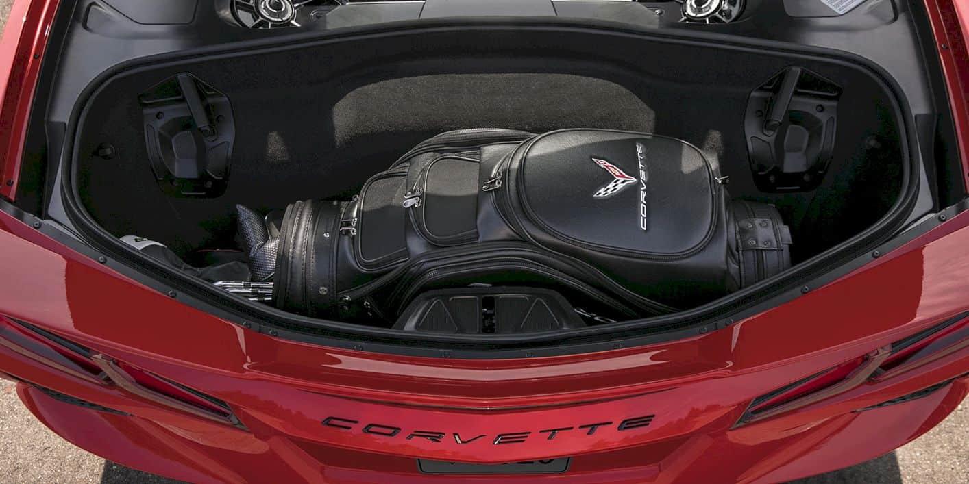2020 Chevrolet Corvette C8 Stingray 1