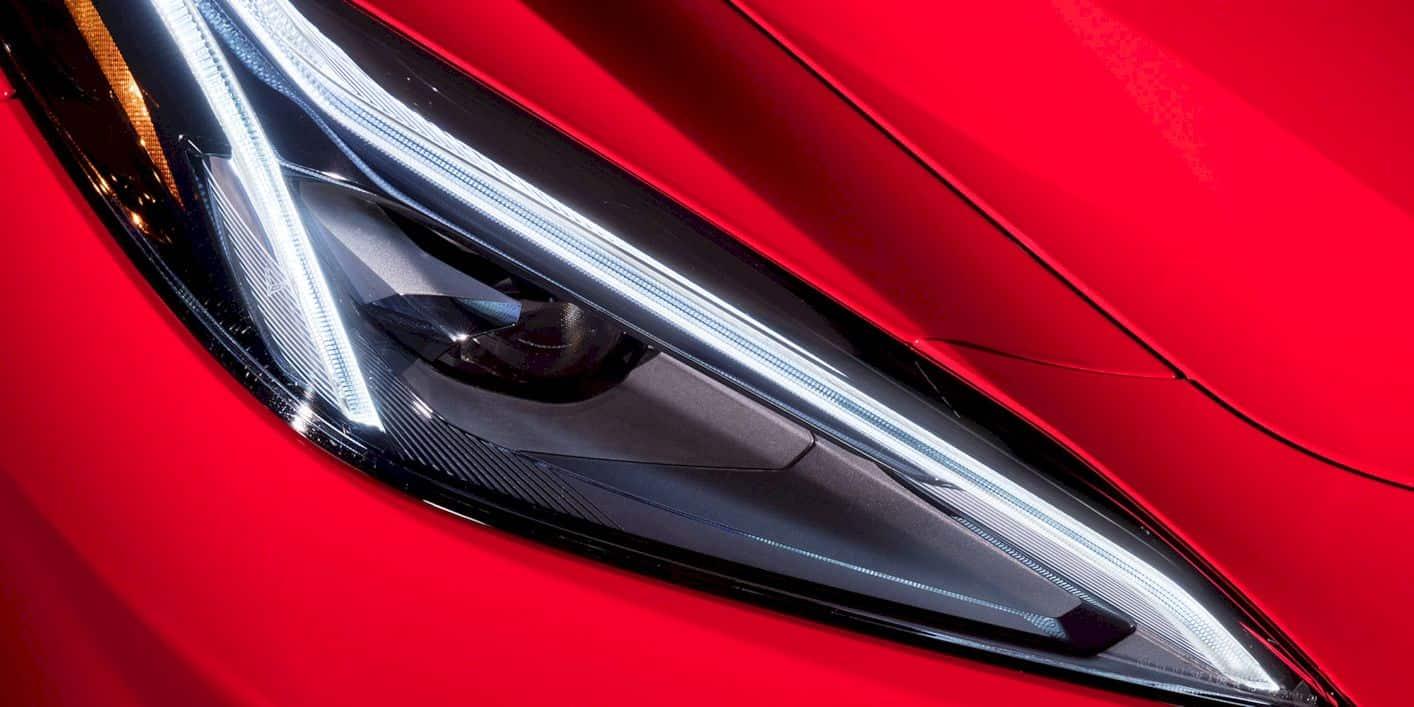 2020 Chevrolet Corvette C8 Stingray 10