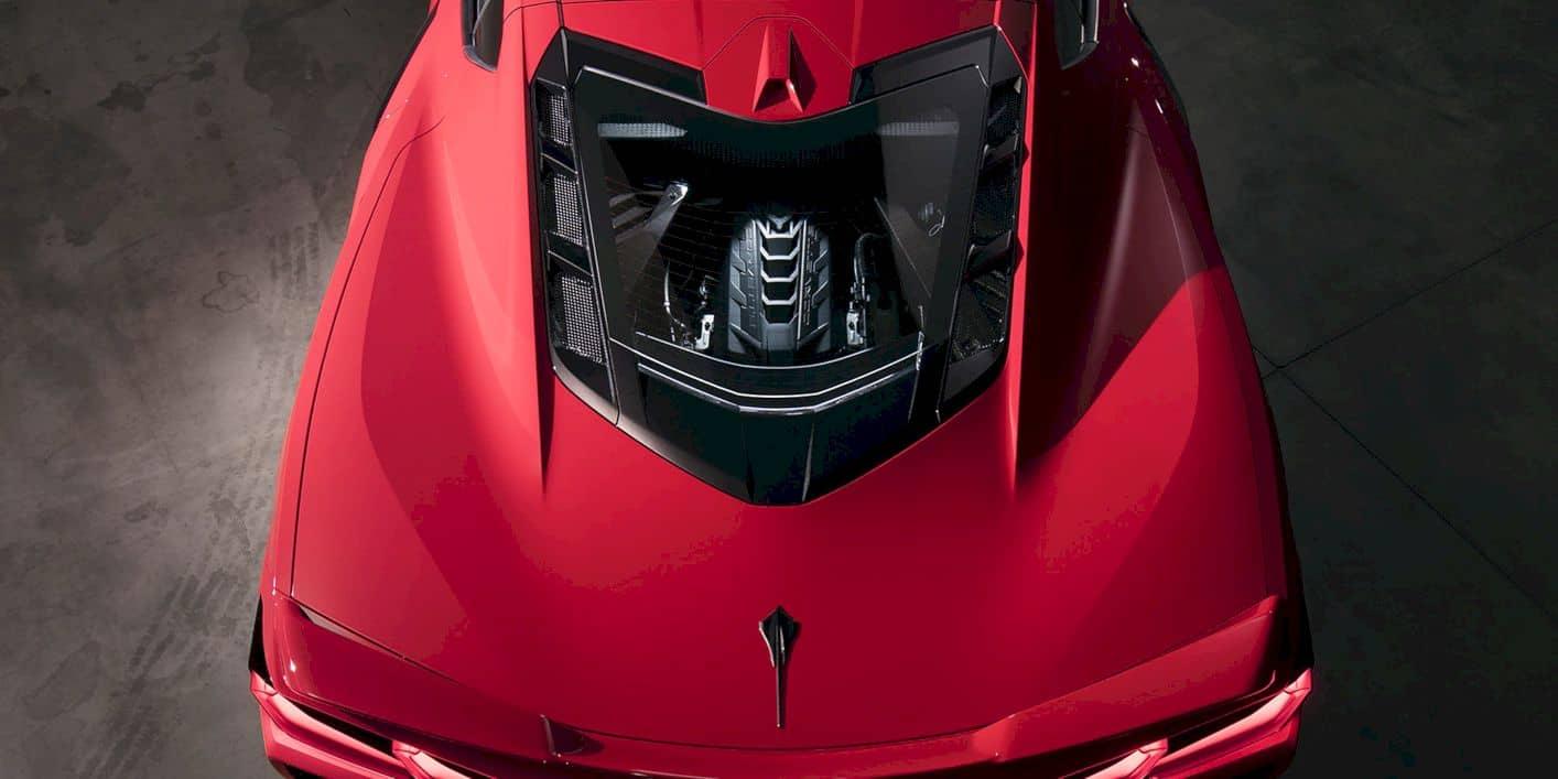 2020 Chevrolet Corvette C8 Stingray 12