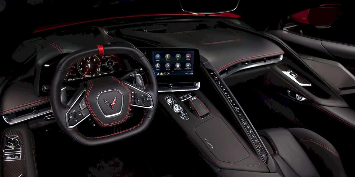 2020 Chevrolet Corvette C8 Stingray 2