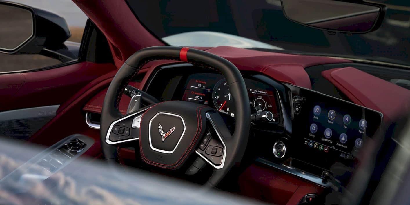 2020 Chevrolet Corvette C8 Stingray 3