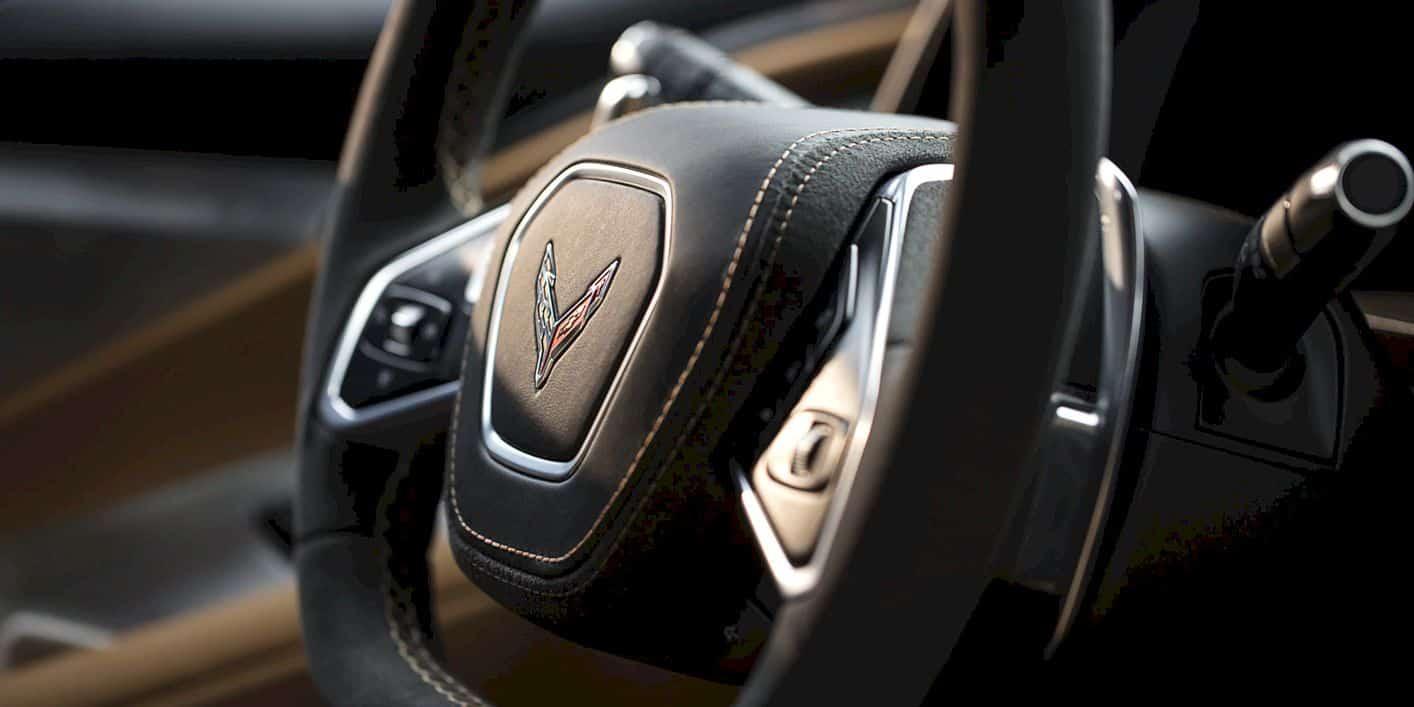 2020 Chevrolet Corvette C8 Stingray 4