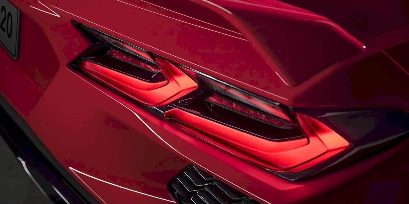 2020 Chevrolet Corvette C8 Stingray 6