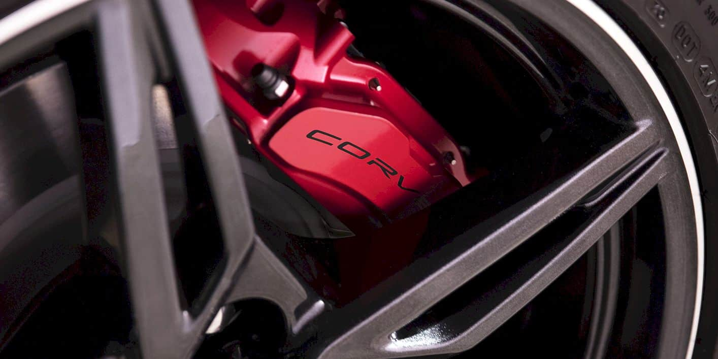 2020 Chevrolet Corvette C8 Stingray 7